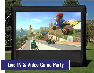 Outdoor Movie Party Outdoor Movie Screen Outdoor Movie